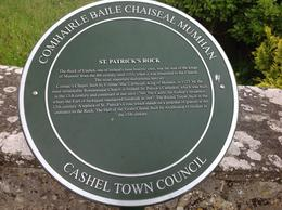 I had never heard of Cashel, but am glad to have learned and seen this. We're all aware of the St. Patrick legends, and this reaffirms his unique impact on the country of Ireland. , Charlene J - June 2014