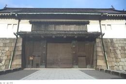 Nijo Castle gate , Vega R - November 2016