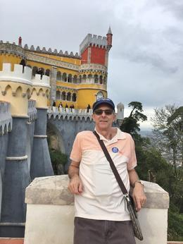 Pena Palace, Day Trip Royal Palaces Nelson Nov. 4, 2016 , ROBERT NELSON B - November 2016
