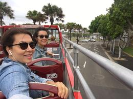 The best seats on the bus! sydney , Linda K - January 2017