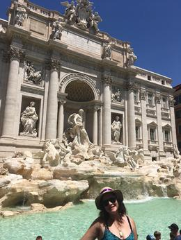 Trevi Fountain , Jessica H - July 2017