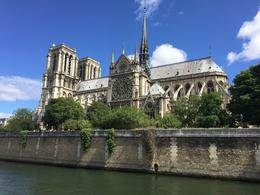 Notre Dame views across the river , Jenny H - October 2017
