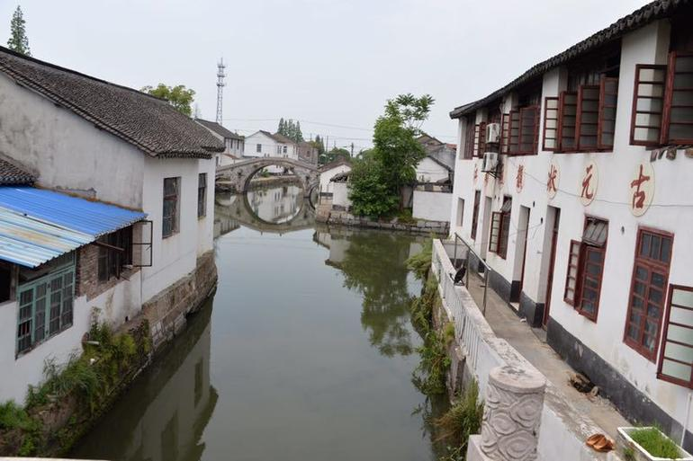 Xitang Water Village Sunset Tour with Riverside Dining Experience from Shanghai photo 44