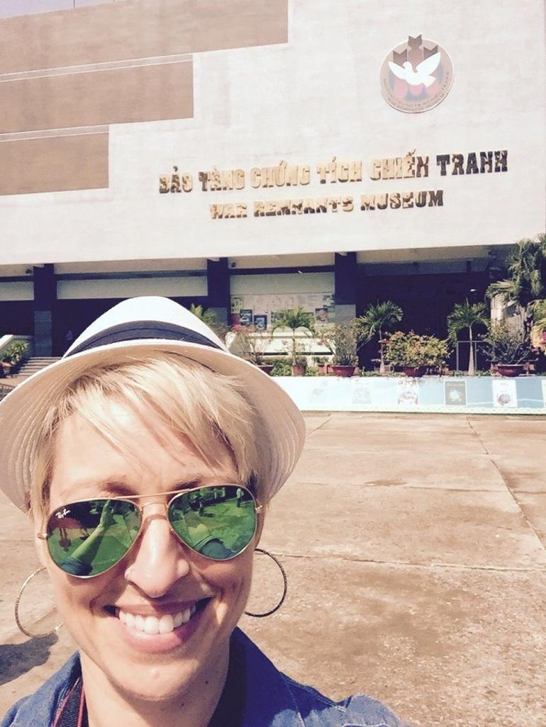 War Remnants Museum - City & Cu Chi Tunnels Day Tours