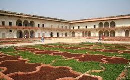 Anguri Garden inside the fort - August 2012