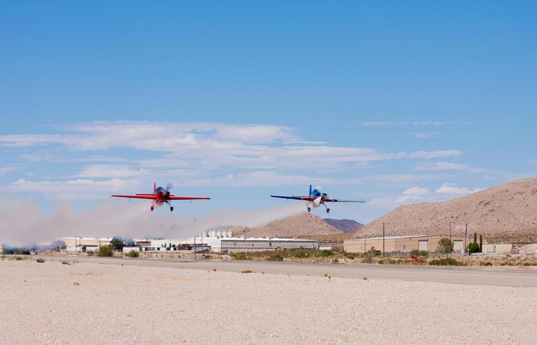 Air Combat Planes - Las Vegas