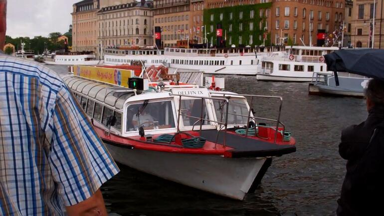 Boat Tour, Stockholm - Stockholm