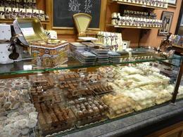 chocolate shopping , Rosane - December 2011