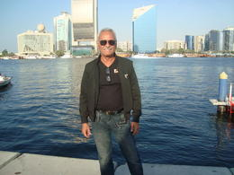 Dubai Creek. , Petronio B - January 2012