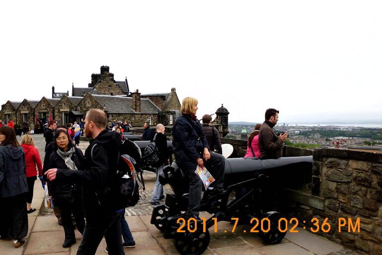 DSCI0132 - Edinburgh