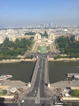 Eiffel tower , ROBERTO M - August 2016