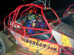 Extreme Dune Buggy Night Tour, Dave C - May 2014