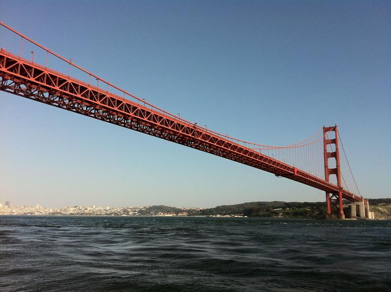 Golden Gate Bridge! - San Francisco