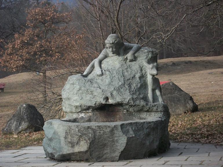 Heidi Fountain - Zurich