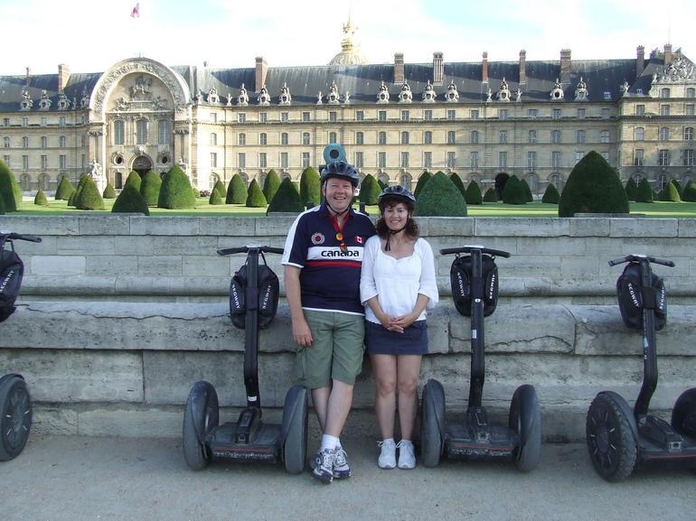 History Lesson - Paris