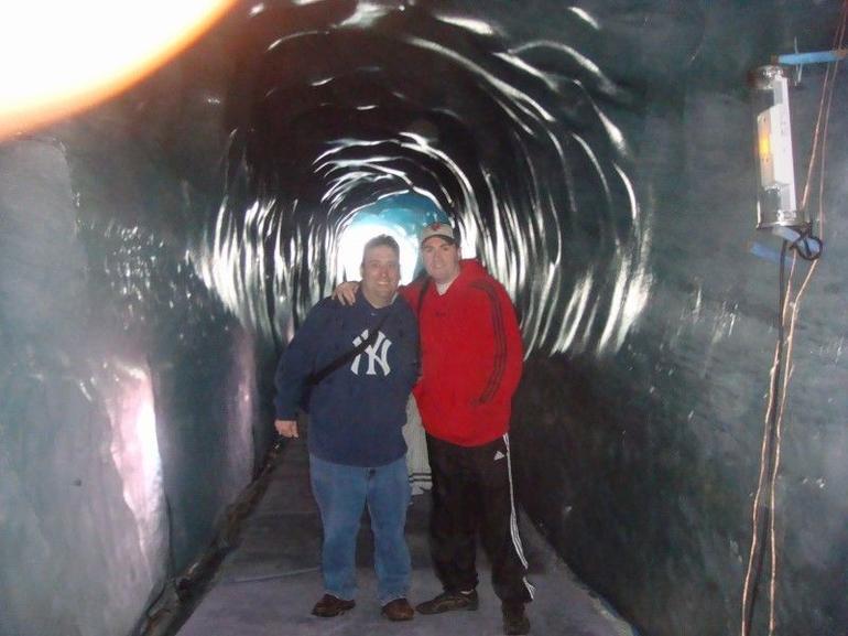 Ice cave - Lucerne