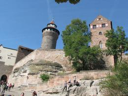 Nuremberg Castle., Valentine K - October 2010