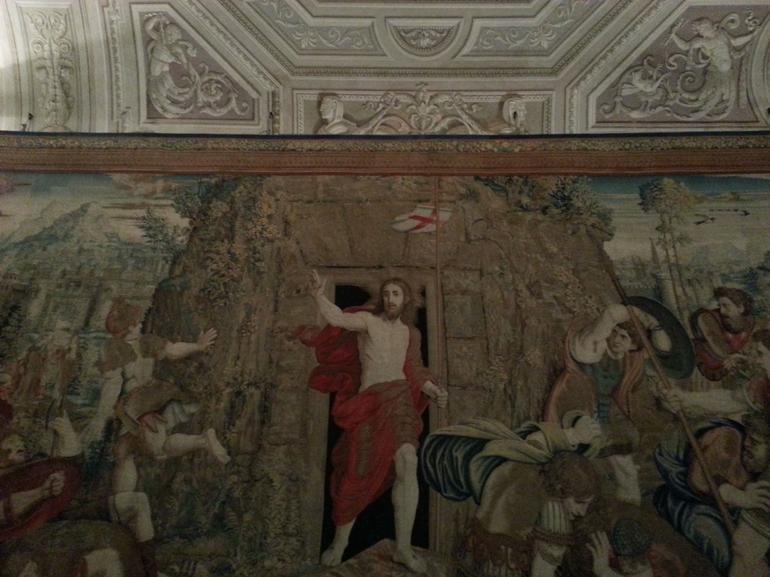 Jesus står opp fra de døde - Rome