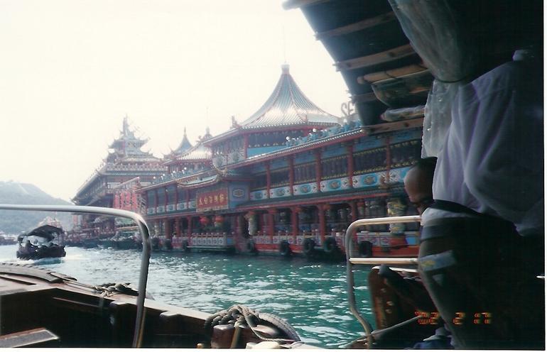 Jumbo Floating Restaurant - Hong Kong
