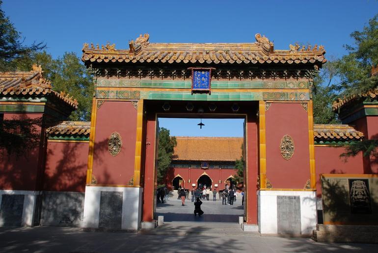llama Temple - Beijing