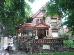 Margaret Molly Brown's house , Wiley J - July 2015