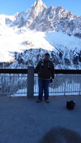 Frente al Glaciar , Jairo C - December 2015