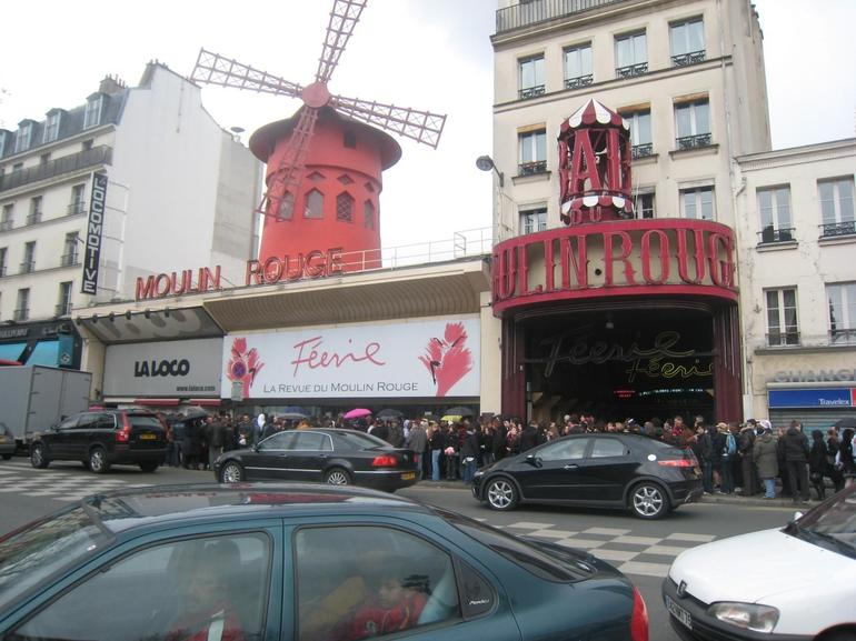 Moulin Rouge - Paris