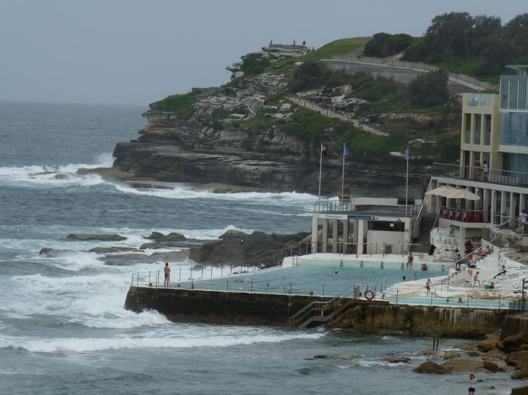 North End of Bondi Beach - Sydney