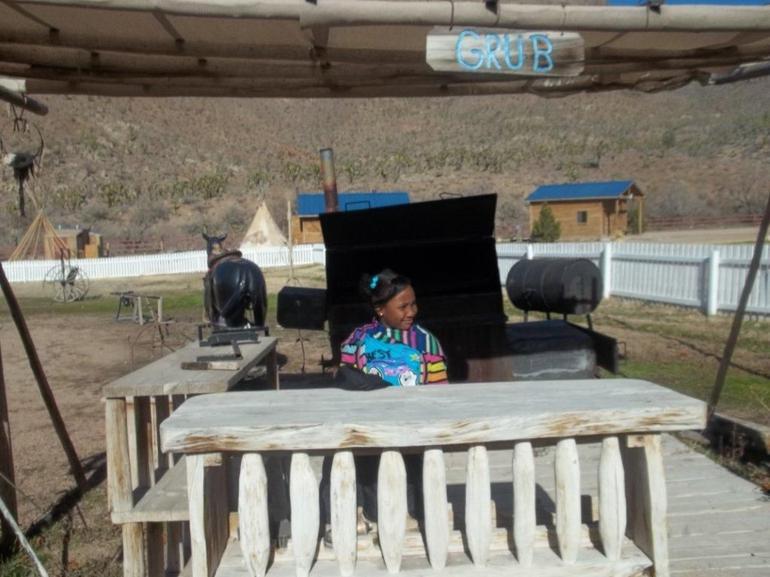 On the ranch - Las Vegas