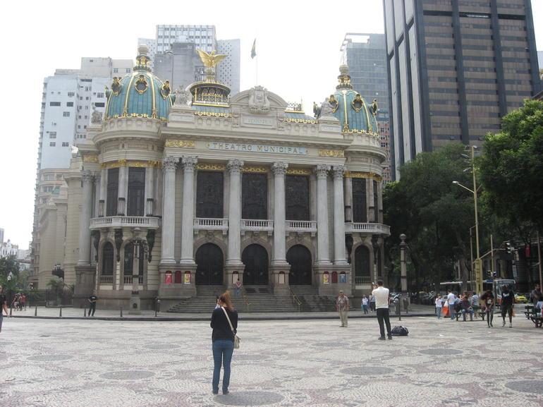Opera House.JPG - Rio de Janeiro