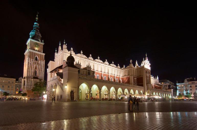 Rynek Glowny (Main Market Square) in Krakow - Krakow