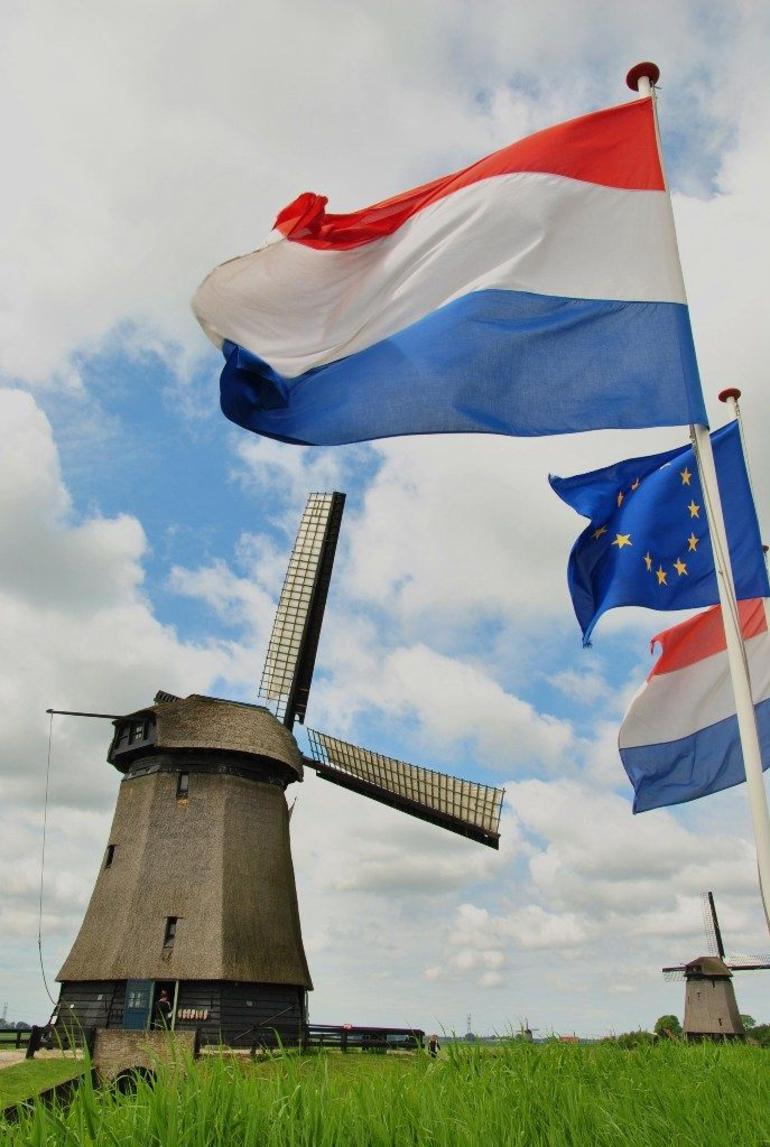 Schermerhorn windmill - Amsterdam