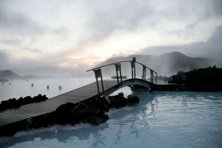 Steamy Bridges - Reykjavik