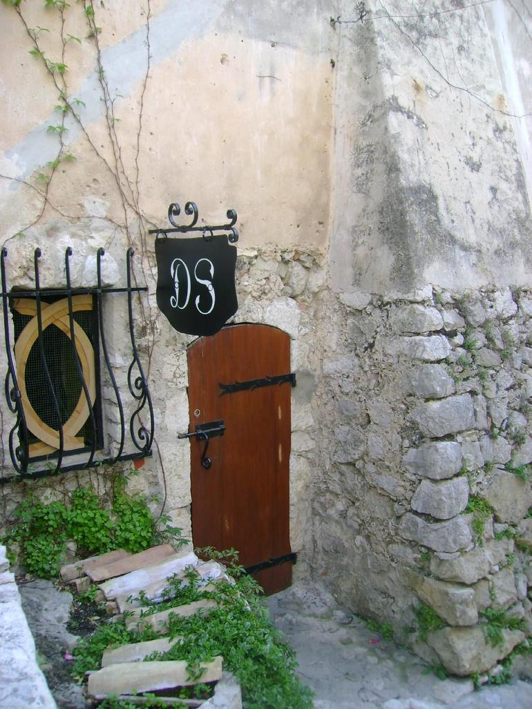 Streets of Eze - Nice
