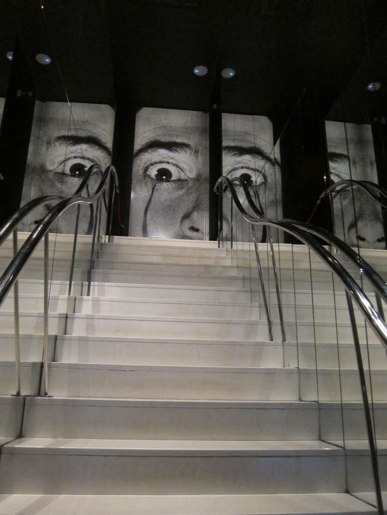 The all-seeing Dalí - Barcelona