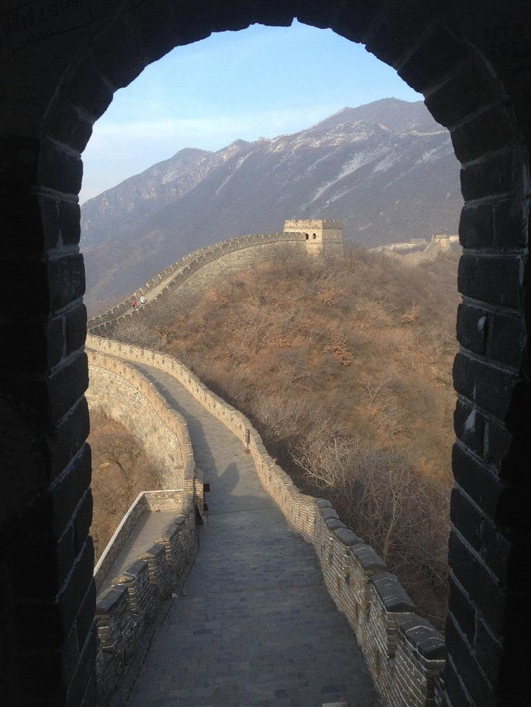 Great Wall of China Small-Group Day Trip from Beijing photo 18