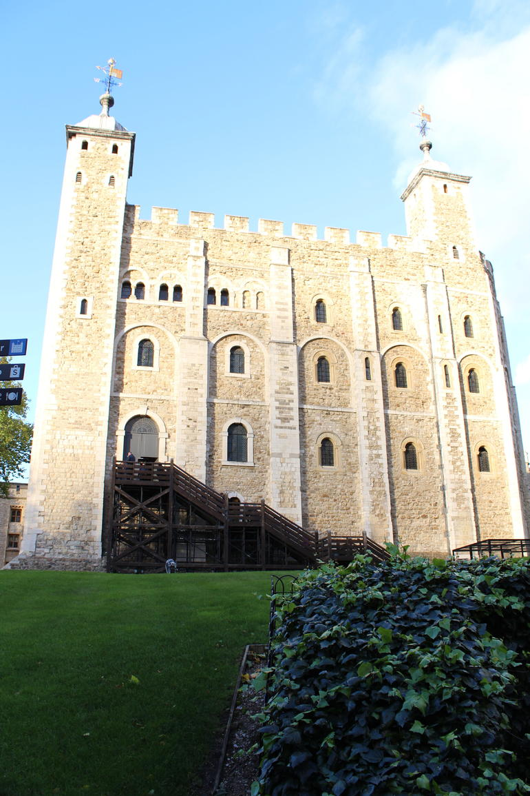 The White Tower - London