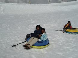 Ice sledging , T.R Sivaramakri R - June 2011