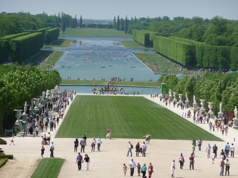 Versailles Garden - Paris