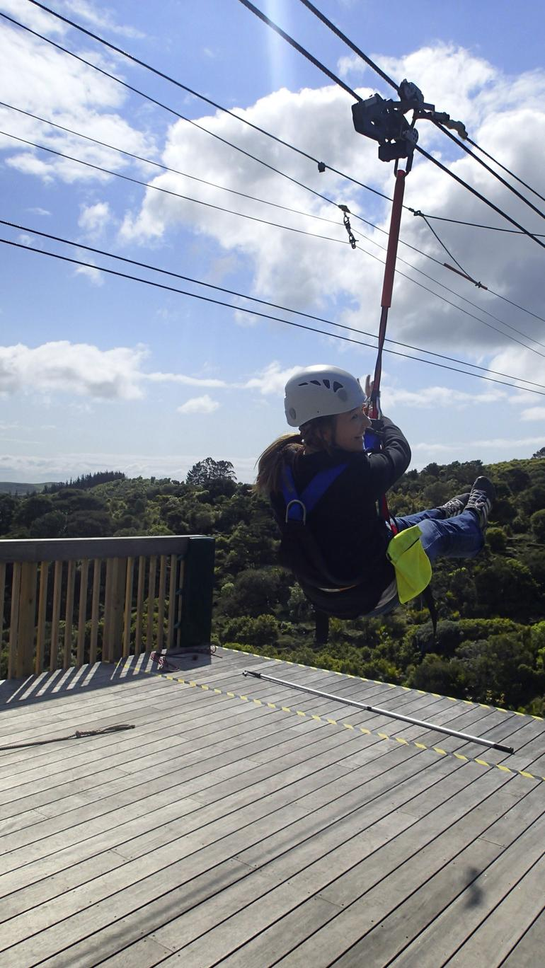 Waiheke Island: Zipline and Island Small Group Day Tour from Auckland photo 22