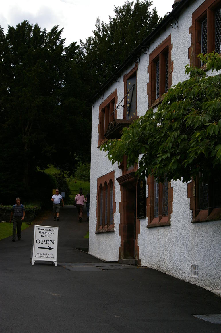 William Wordsworth's school - Windermere