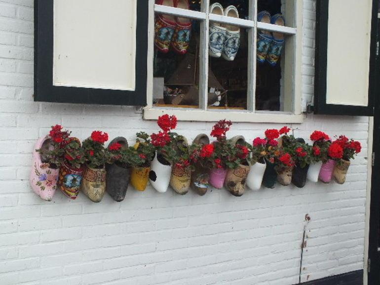 Wooden Shoe Workshop - Amsterdam