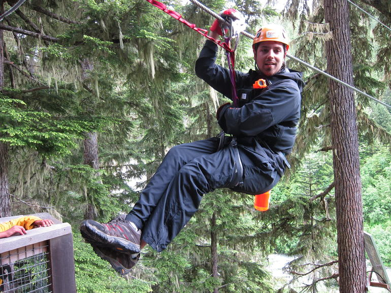Zipline Adventure in Whistler - Whistler