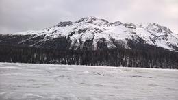 St Moritz Lake , Aseem M - March 2017