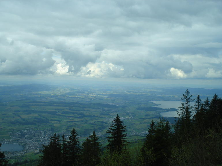 Independent Rigi Tour from Lucerne With Cruise