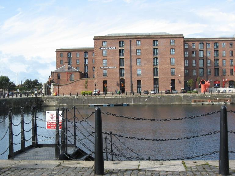 Albert Docks - London