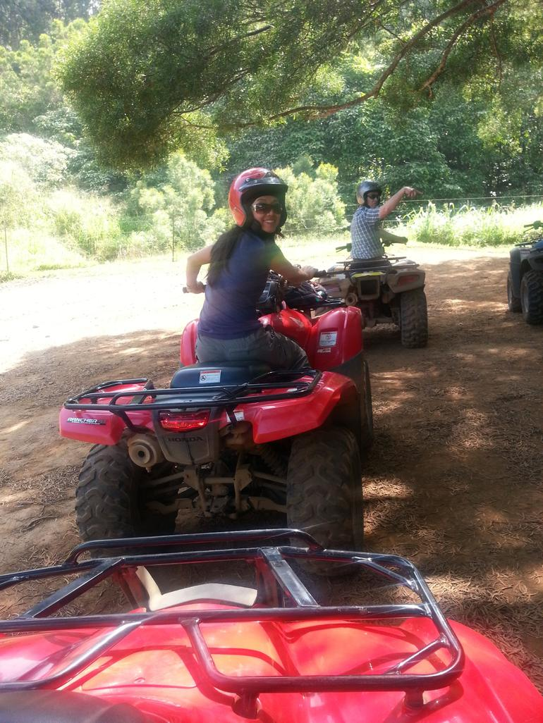 ATV Ride - Big Island of Hawaii