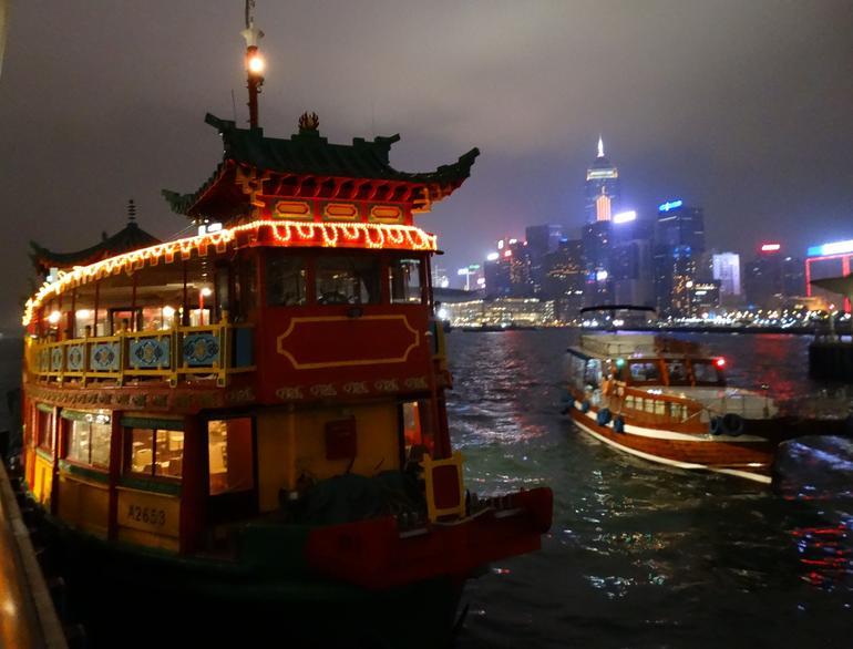 boat - Hong Kong