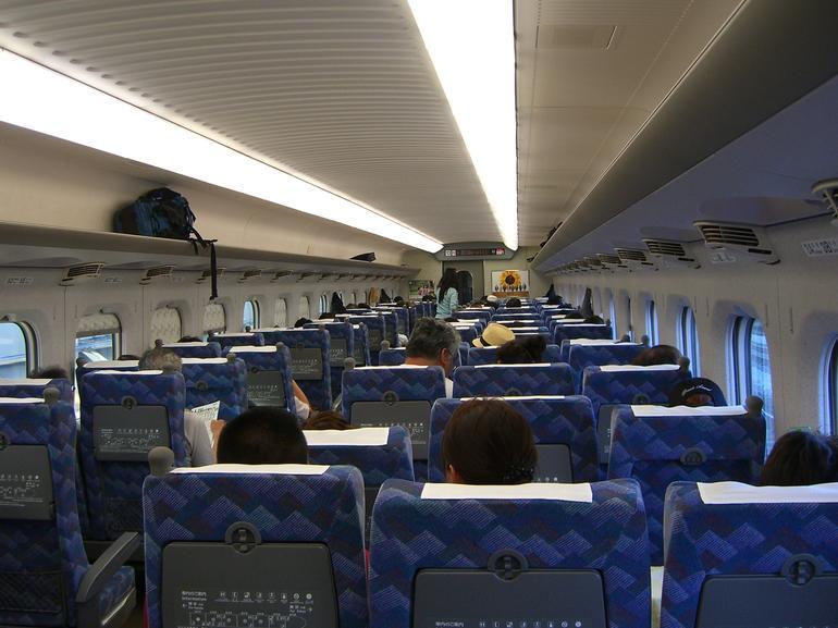 Bullet Train - Tokyo