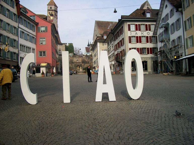 Ciao - Zurich